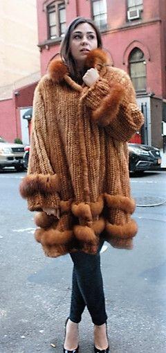 Whiskey-knit- fur-stroller