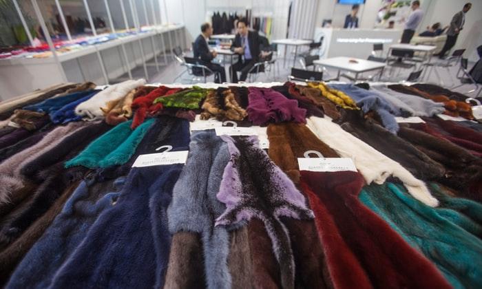 Fur Coats Fur Jackets Sales Booming