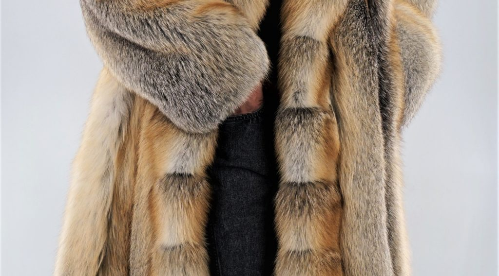 Men S Fur Coat Full Length Golden Isle, How Much Does It Cost To Get A Fur Coat Cleaned