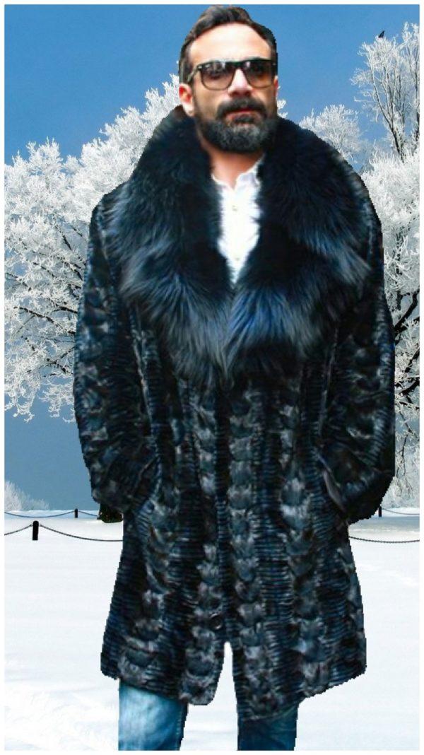 Men's fur storage