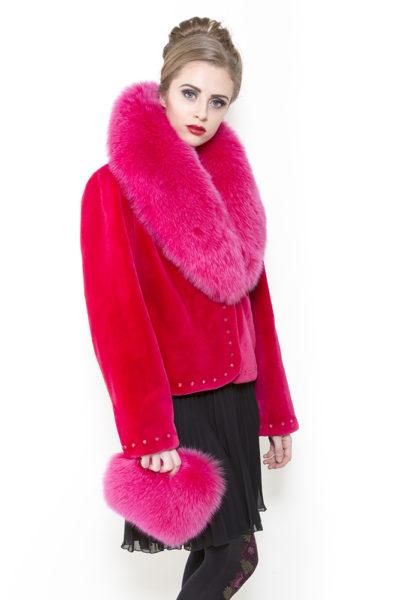 Zuki Pink Foxy Folly
