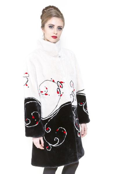Zuki Furs Onyx Fawn Tao