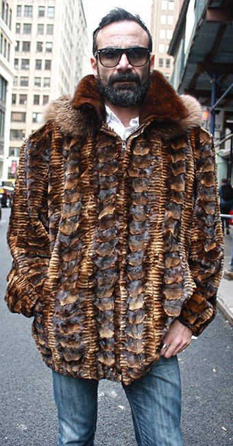 mink fur jackets