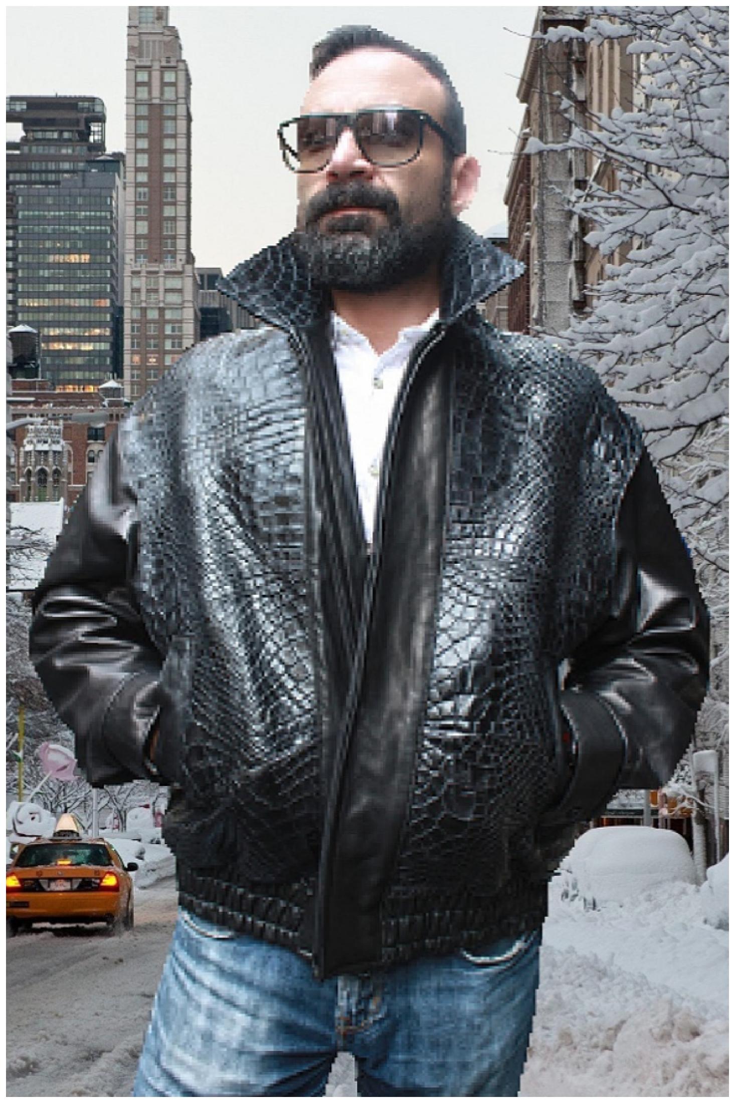 mens fur jackets