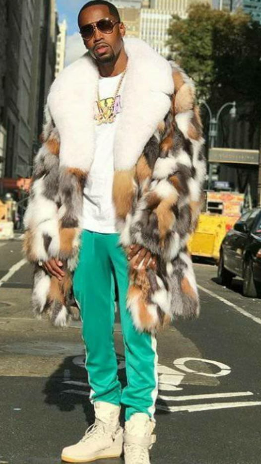 Safaree-Samuels-fox-fur-