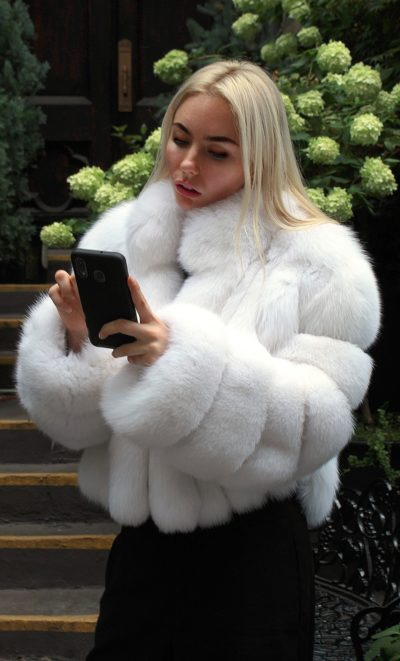 Where to buy White Fox Bolero Jacket