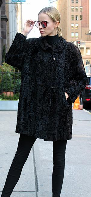 Persian Fur Jacket