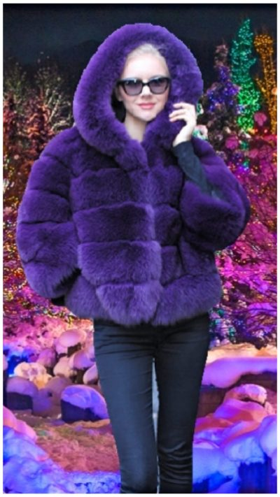 Fox Fur Jackets