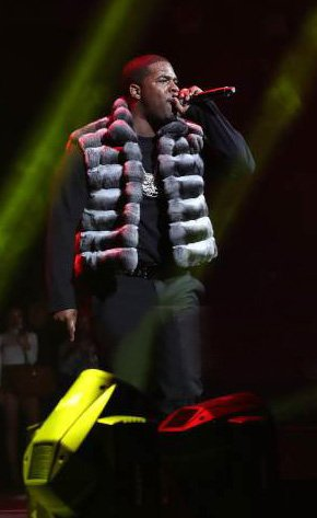 Asap Ferg Chinchilla Vest Marc Kaufman Furs