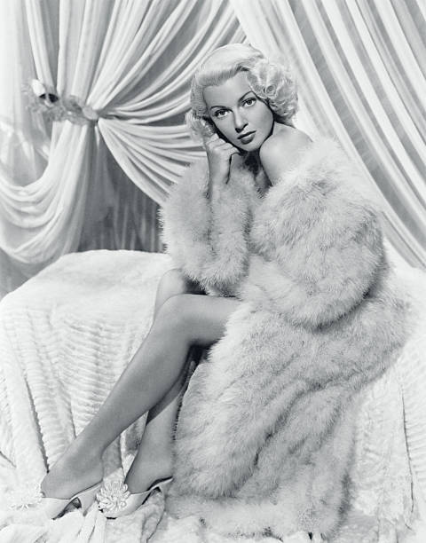 Lana Turner Fur Coat Marc Kaufman Furs