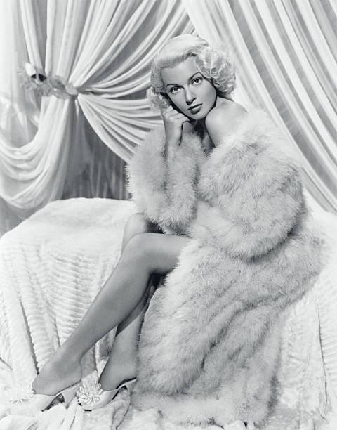 Lana Turner Fur Coat Marc Kaufman Furs
