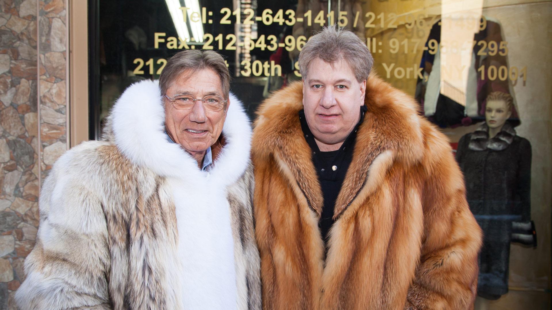 Fur Coats For Everyone