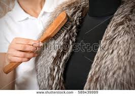 Spring Time Fur Coat Fur Accessory Cleaning