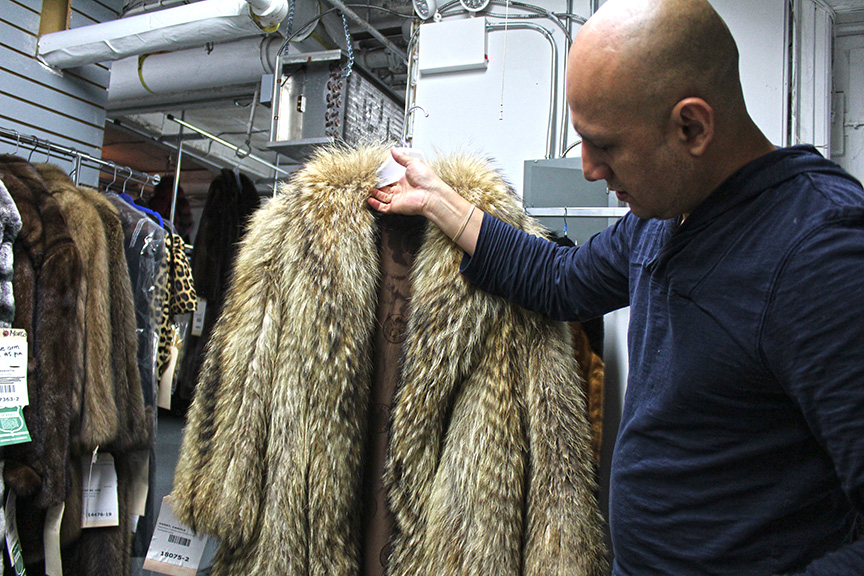 Fur Cleaning Experts Julio Cisneros Marc Kaufman Furs