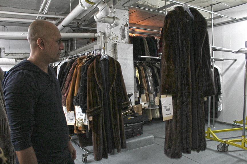 Fur Cleaning Experts Julio Cisneros Marc Kaufman Furs