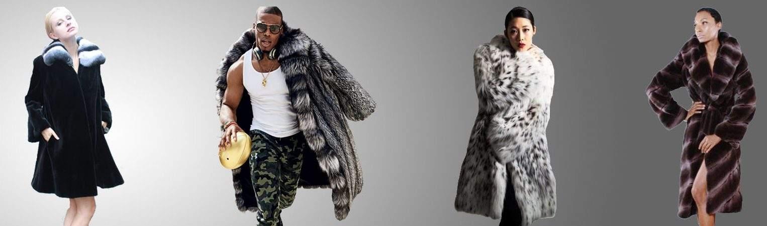 Cam Newton Fox Fur Coat ec6cd4c7220e