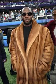Puff Daddy Whiskey Mimk Coat