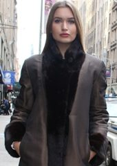 Reversible Mink Coat