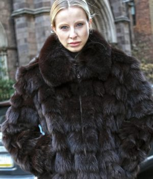 Black Fox jacket