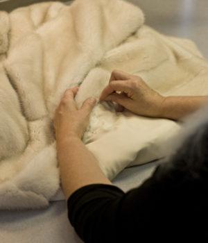 fur repairs