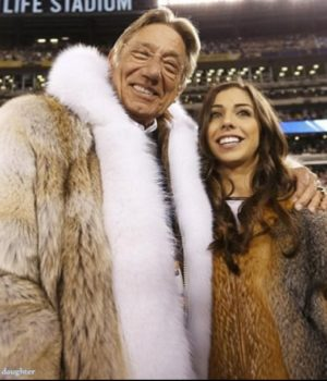 Joe Namath Marc Kaufman Furs