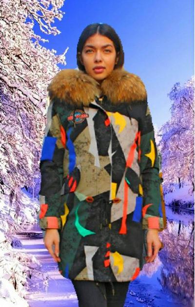 fur lined jacket