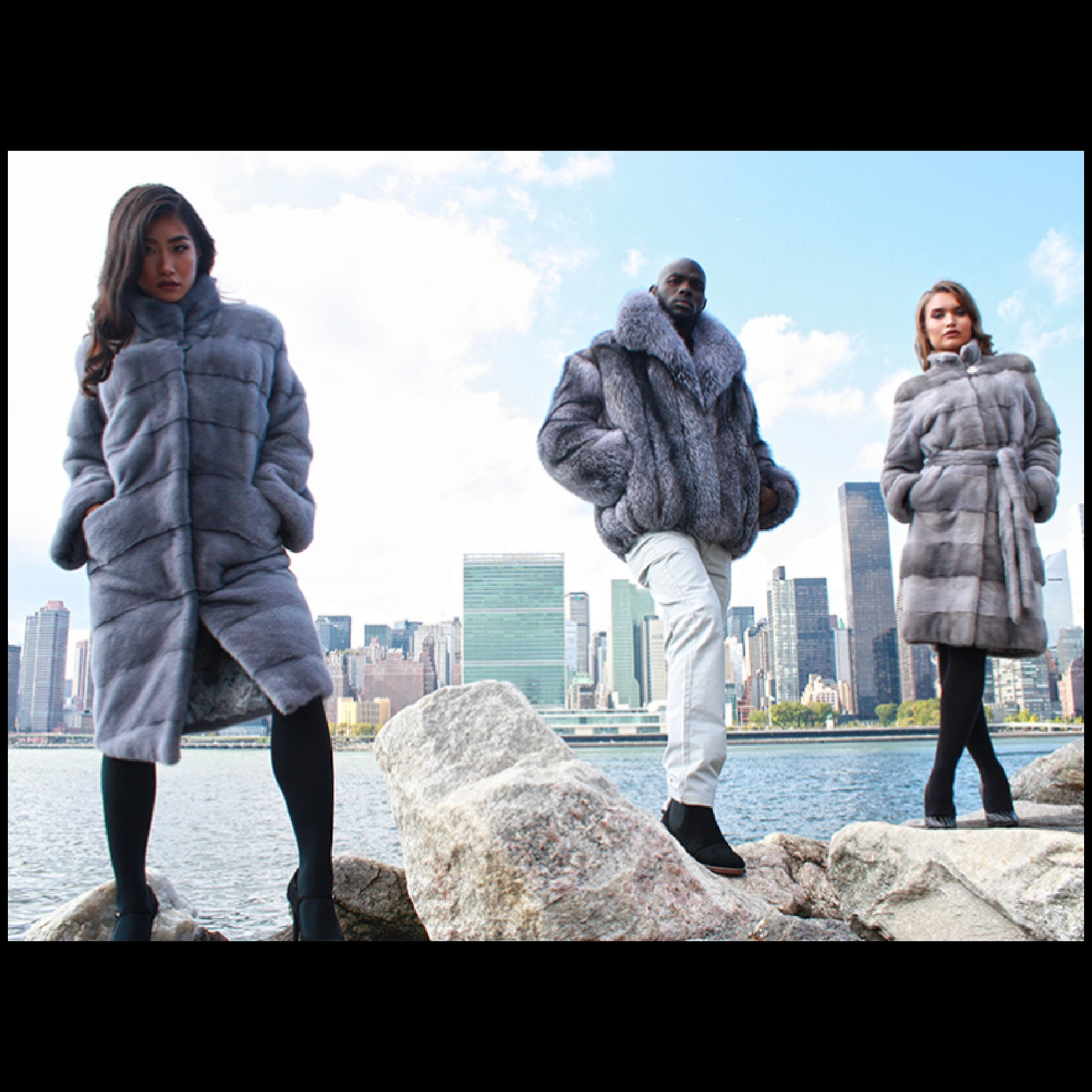 Fur coats for all Marc Kaufman Furs