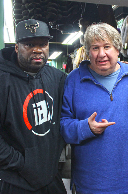 50 Cent Marc Kaufman