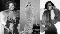 Famous-Faces-In-Fur-Fashion-1960s-1970s-1980s Marc Kaufman Furs