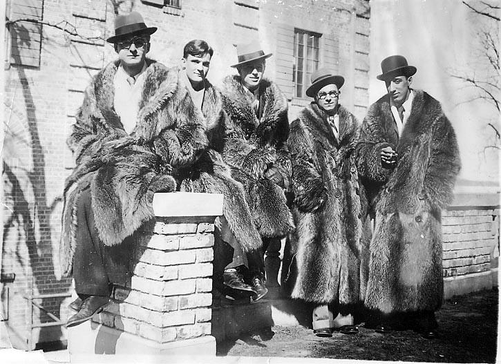 Fur Coats Roaring 20's Marc Kaufman Furs