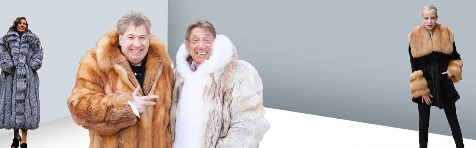 Coyote Fur Jacket Namath