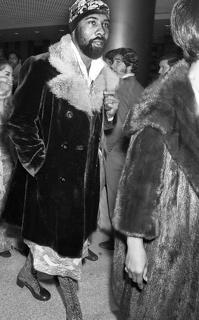 Fur coat Cultural Dissonance