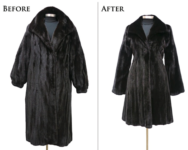 Remodel Your Fur Coat Marc Kaufman Furs