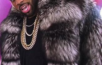 Jason Derulo Marc Kaufman Furs Celebrity Furrier