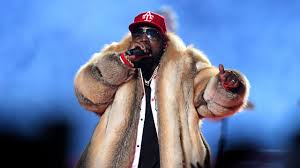 Big Boi Fur Coat