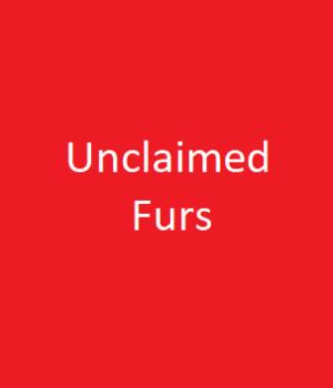 Fur Sale