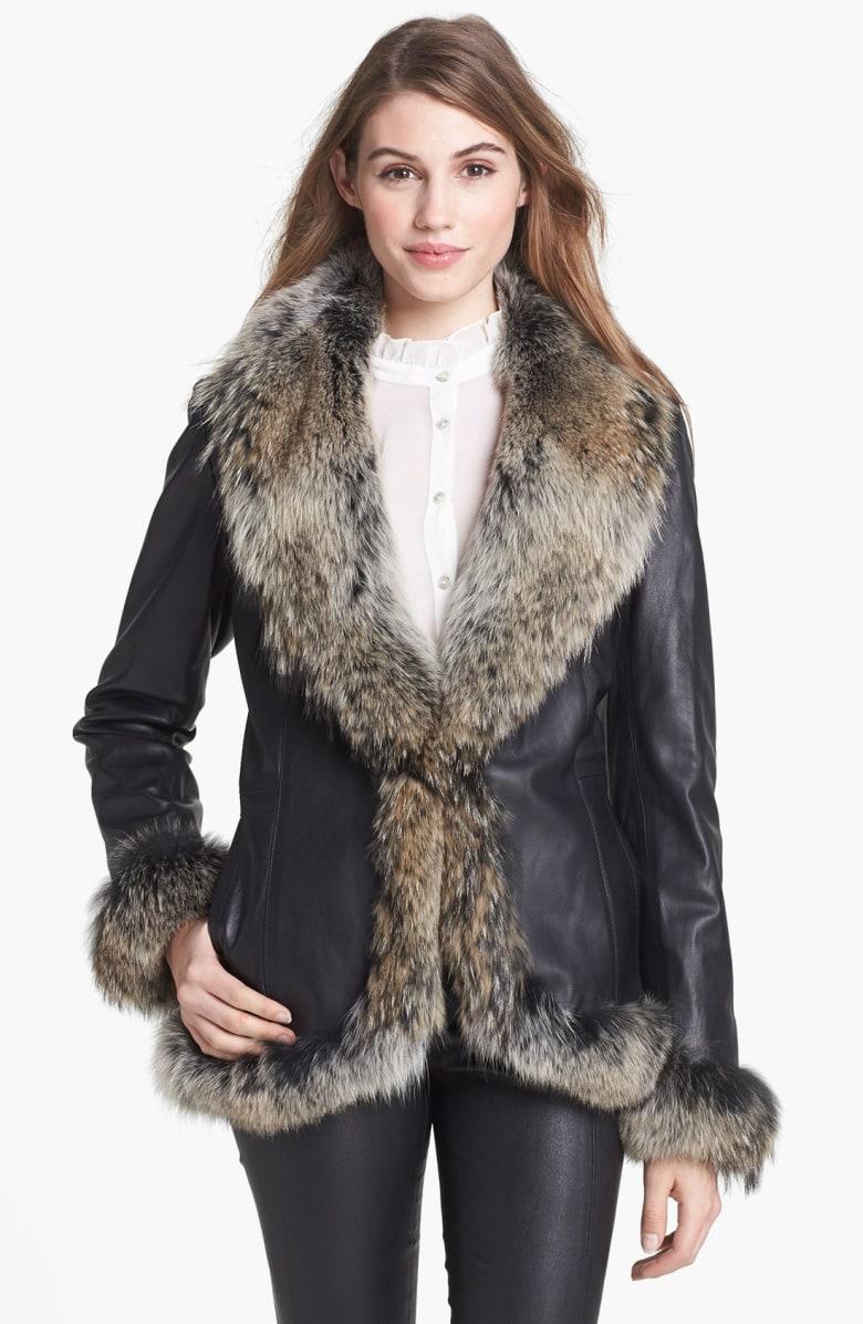 Coyote Fur Fashion