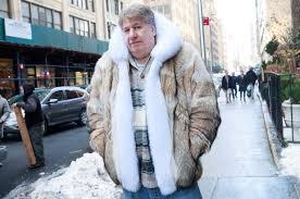 Nicki Minaj Has Strong Fur Game Marc Kaufman Furs