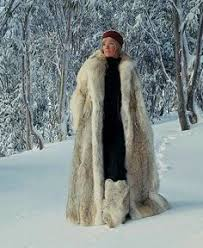 Coyote Fur Fashion