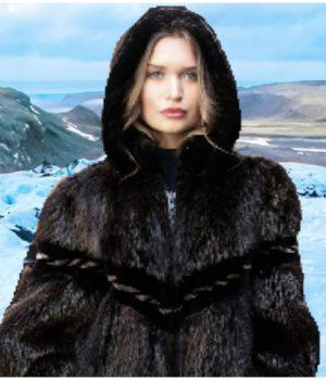 used fur jackets