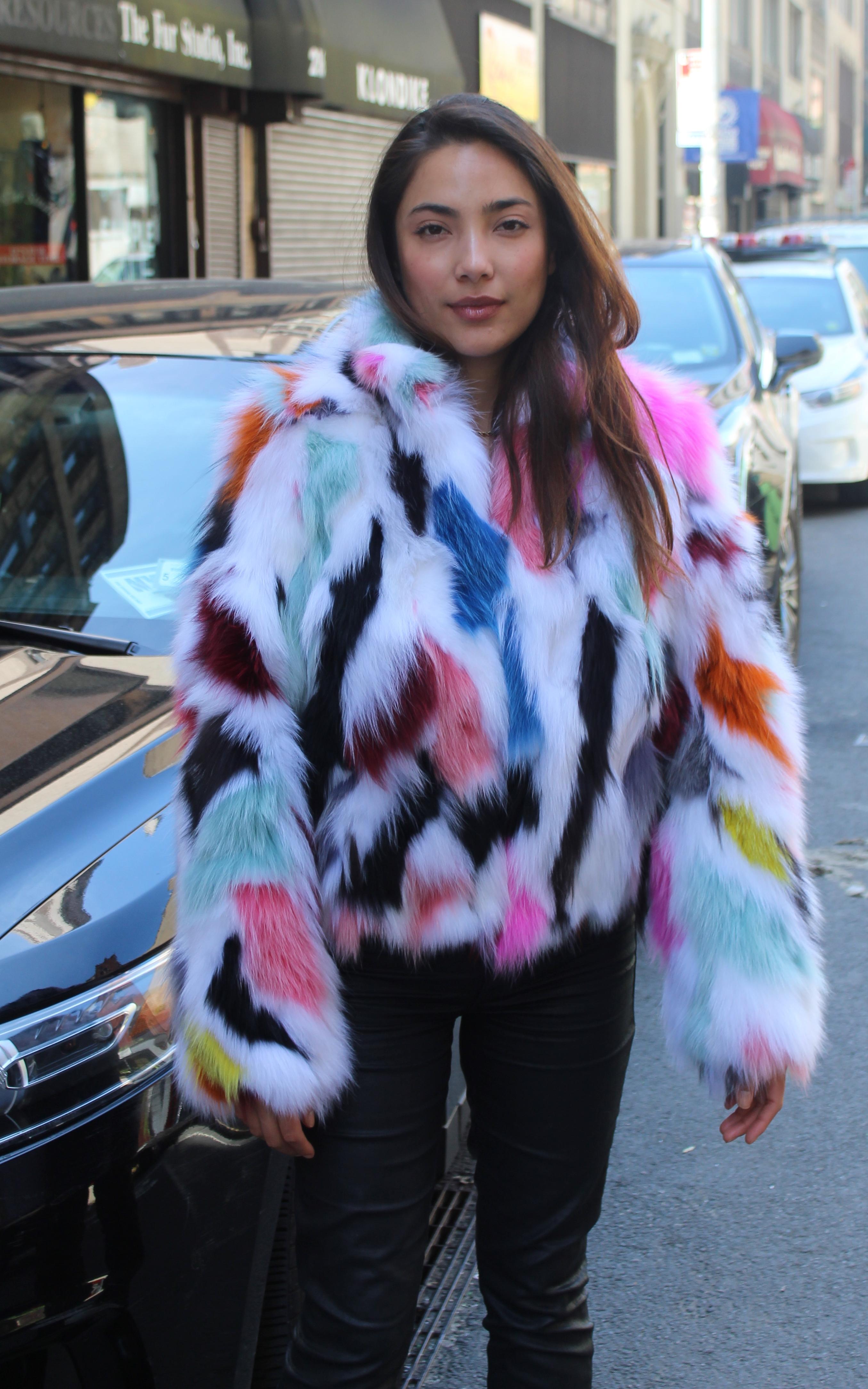 Sexy Fox Jacket