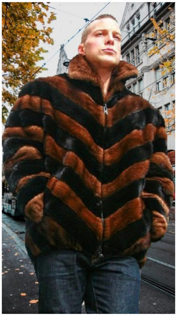 When Are the Best Times for Men to Wear Fur?