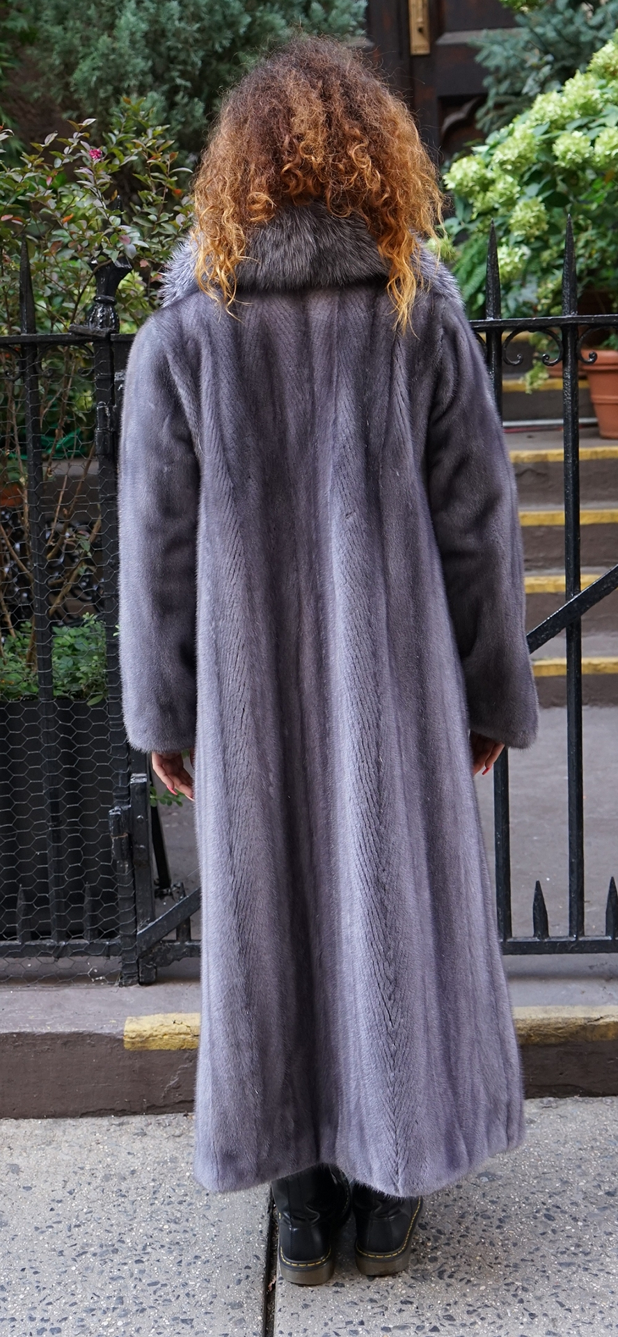Mink coats for woman