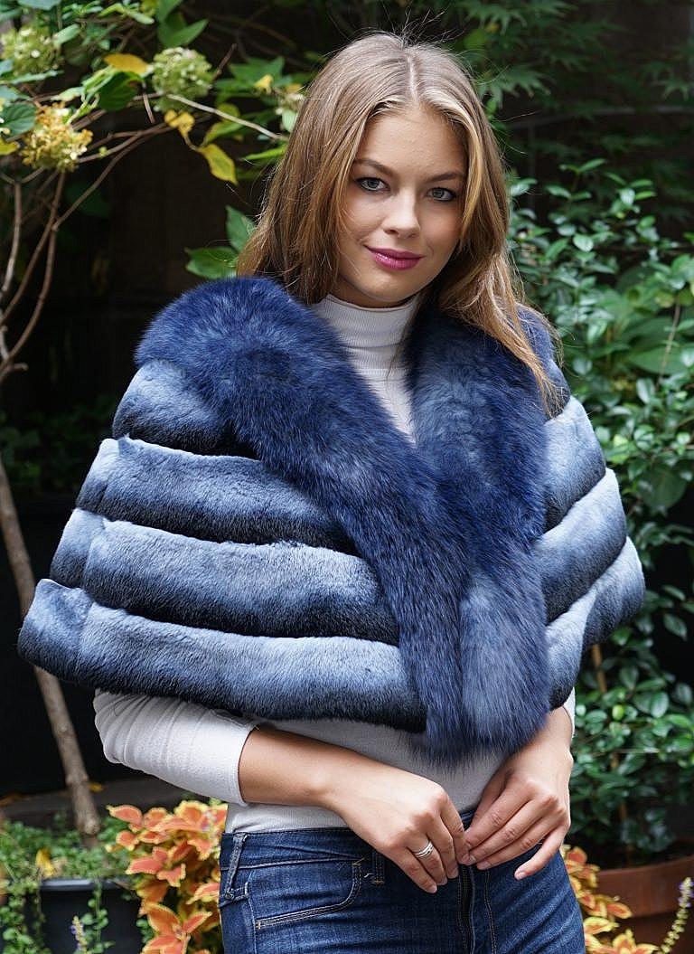 Rex rabbit fur