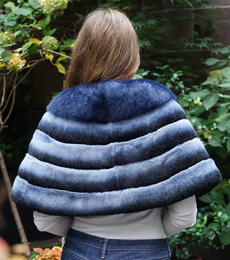 Rex Rabbit fur capes