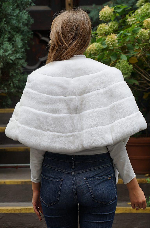 fur coats woman