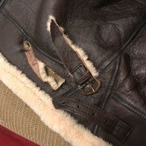 Shearling Leather Repairs Alterations Shortening Cleaning
