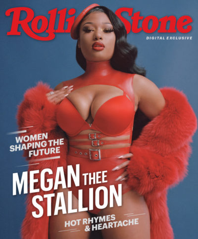 Megan Thee Stallion Fur Coat