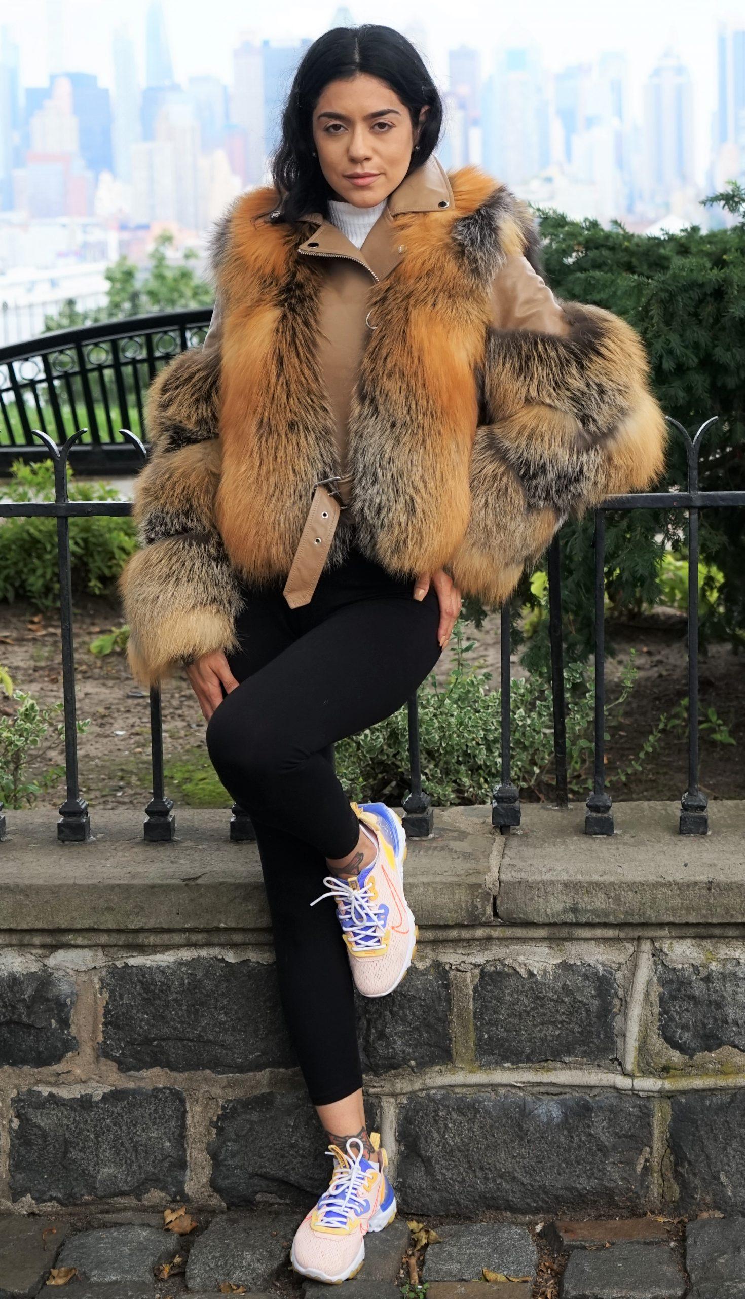 Cross Fox Jacket