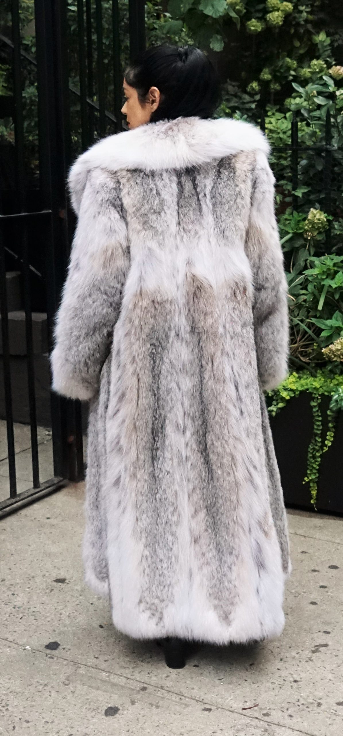 Canadian Lynx Coat